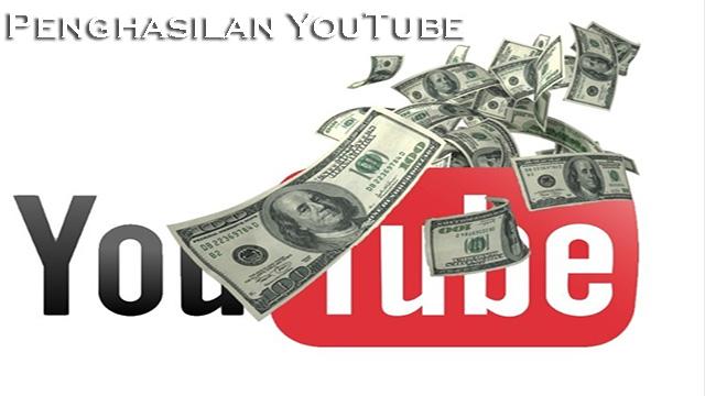 Sumber Penghasilan Dari YouTube