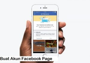 Buat Akun Facebook Page