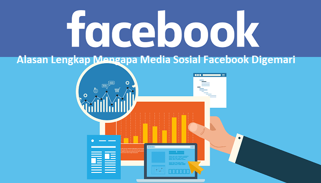 Alasan Lengkap Mengapa Media Sosial Facebook Digemari