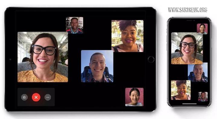 Cara Menggunakan FaceTime di iPhone